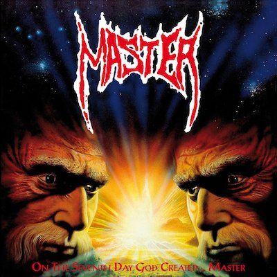 MASTER - On The Seventh Day God Created Master / 2CD