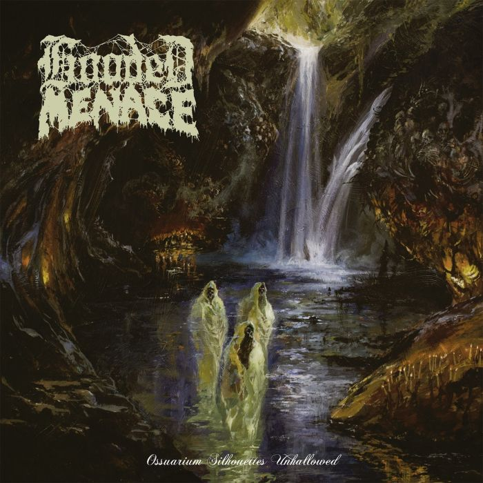 HOODED MENACE - Ossuarium Silhouettes Unhallowed / Digipack CD