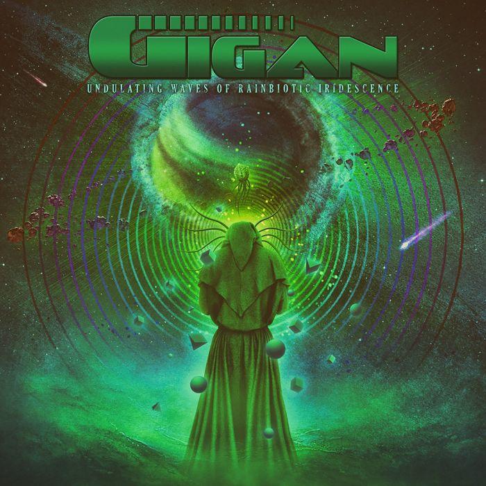 GIGAN - Undulating Waves of Rain Biotic Iridescence / LP