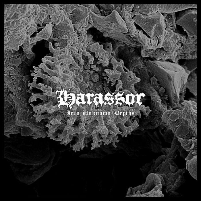 HARASSOR - Into Unknown Depths / LP
