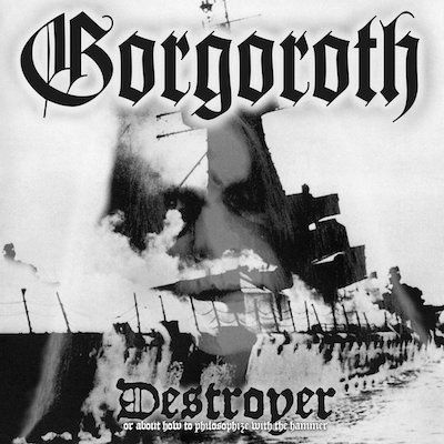 GORGOROTH - Destroyer / Red LP