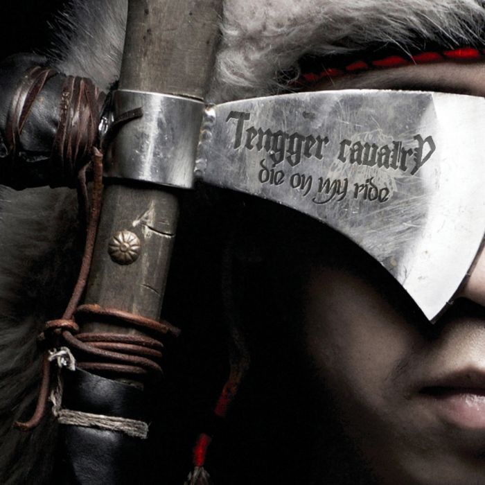 TENGGER CAVALRY - Die On My Ride / LP