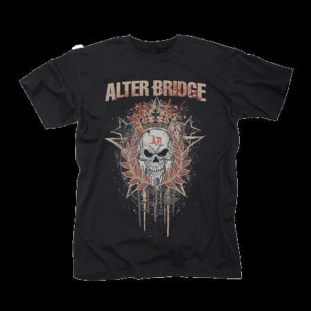 ALTER BRIDGE-Royal Skull/T-shirt