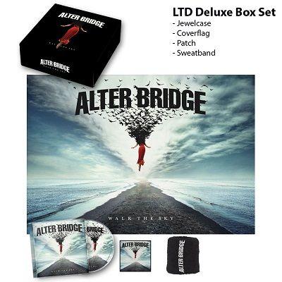 ALTER BRIDGE - Walk The Sky / Limited Edition Deluxe Boxset