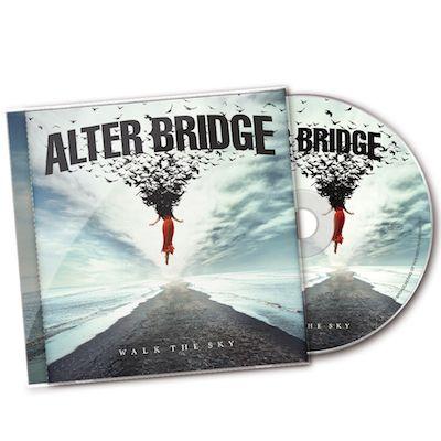 ALTER BRIDGE - Walk The Sky / CD