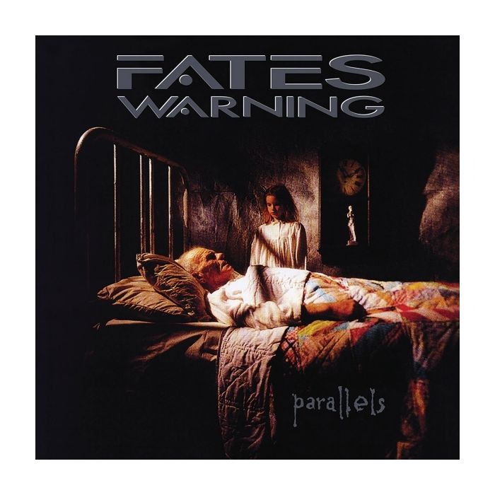 FATES WARNING - Parallels / CD
