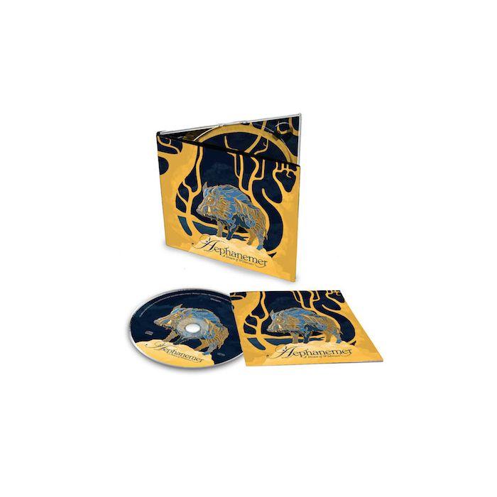 AEPHANEMER - A Dream Of Wilderness / Digipak CD PRE ORDER RELEASE DATE 11/19/21