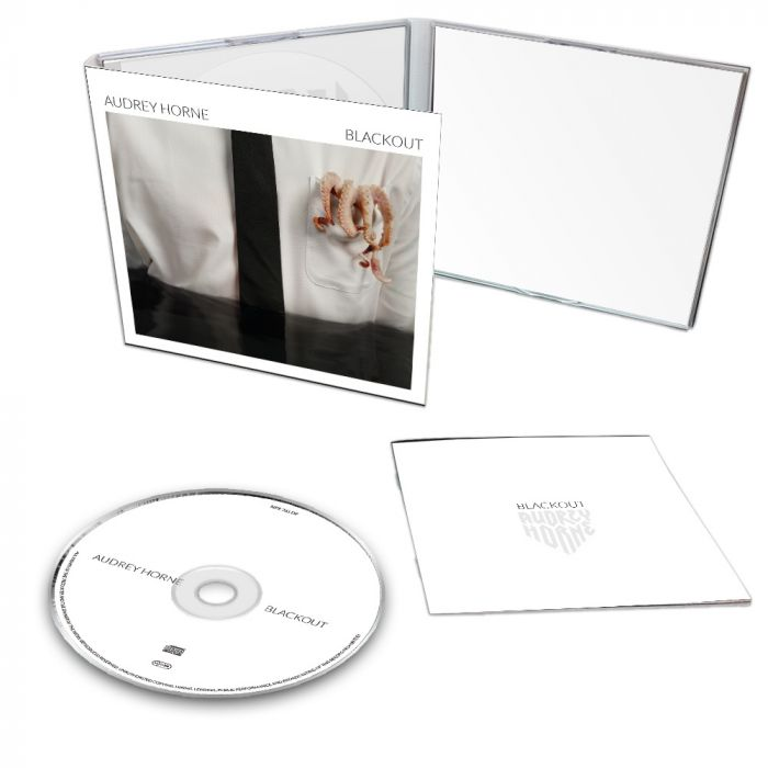 AUDREY HORNE-Blackout/Limited Edition Digipack CD