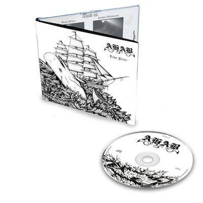 AHAB - Live Prey / Digipak CD