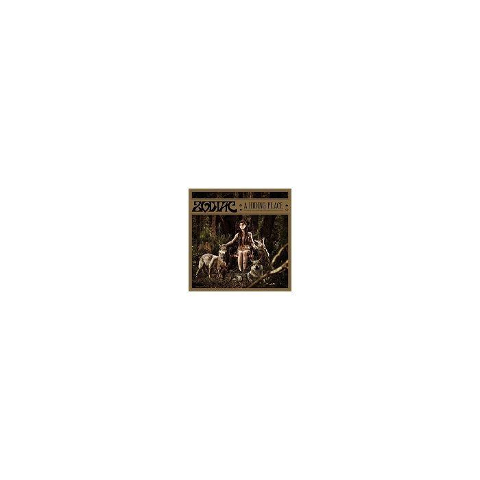 ZODIAC-A Hiding Place/CD