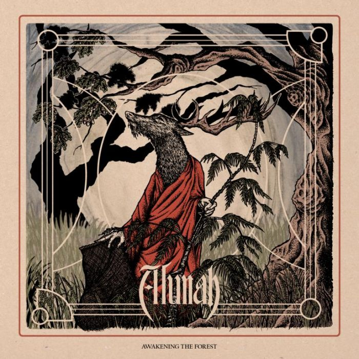 ALUNAH - Awakening The Forest/Digipack Limited Edition CD