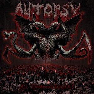 AUTOPSY - All Tomorrow's Funerals / CD
