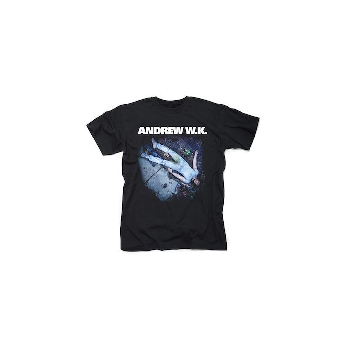 ANDREW W.K. - God Is Partying / T-Shirt