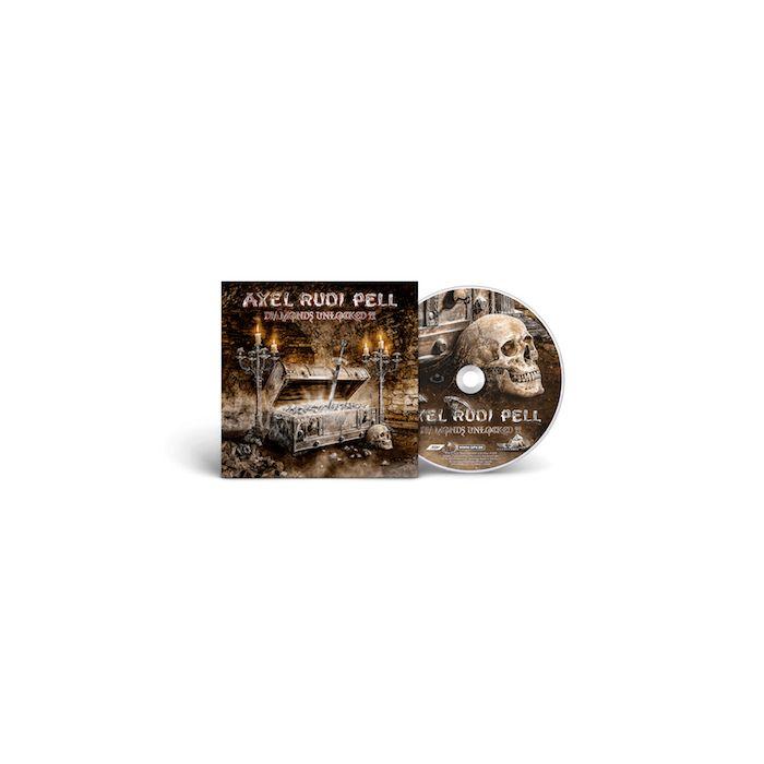 AXEL RUDI PELL - Diamonds Unlocked II / Digipak CD
