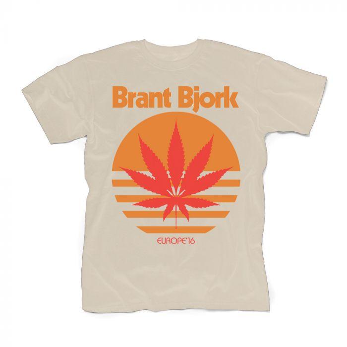 BRANT BJORK-Europe ´16/T-Shirt
