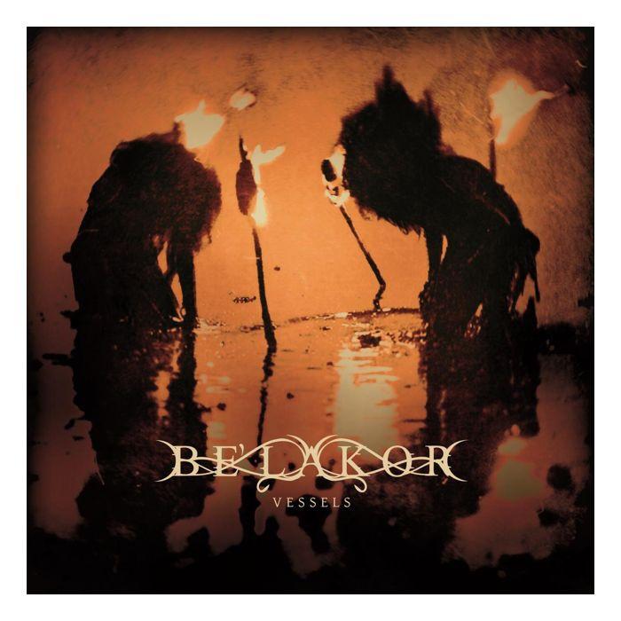 BE'LAKOR-Vessels/CD