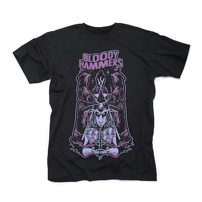 BLOODY HAMMERS - The Summoning / T-Shirt