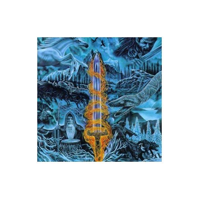 BATHORY-Blood On Ice/CD