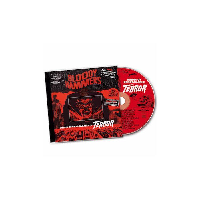 BLOODY HAMMERS - Songs Of Unspeakable Terror / CD
