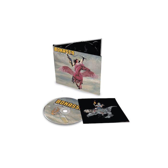 BOKASSA - Molotov Rocktail / Digipak CD