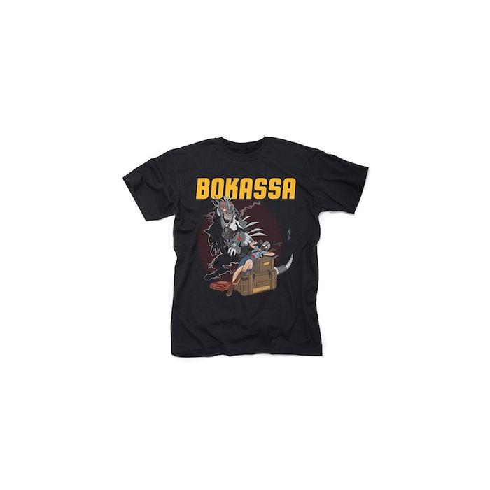 BOKASSA - Molotov Rocktail / T-Shirt