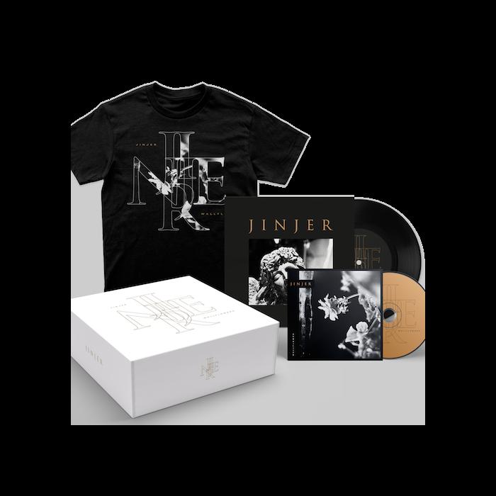 JINJER - Wallflowers / LIMITED EDITION BOXSET