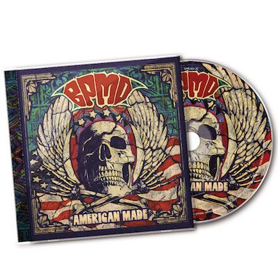 BPMD - American Made / CD