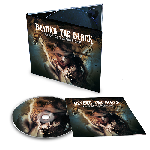 BEYOND THE BLACK-Heart Of The Hurricane/Limited Edition Digipack CD