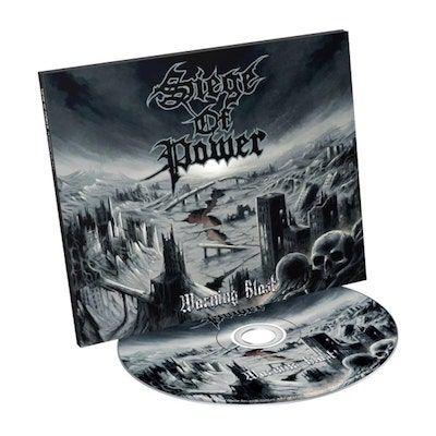 SIEGE OF POWER - Warning Blast / CD