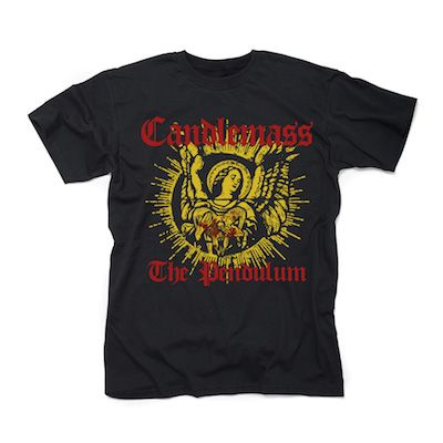 CANDLEMASS - The Pendulum / T-Shirt