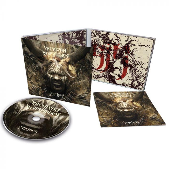 CAVALERA CONSPIRACY- Psychosis/Limited Edition Digipack CD