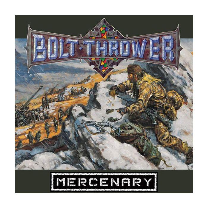 BOLT THROWER - Mercenary / CD