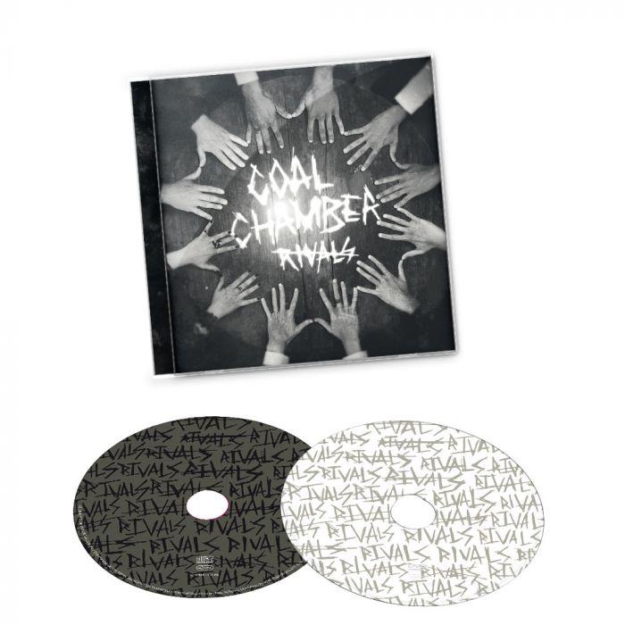 COAL CHAMBER-Rivals/CD-DVD