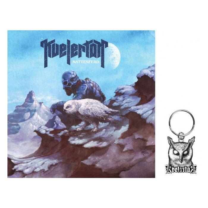 KVELERTAK - Nattesferd / Digipak CD + Keyring