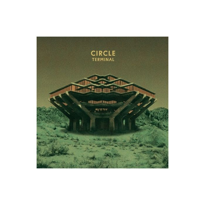 CIRCLE - Terminal / Pink LP