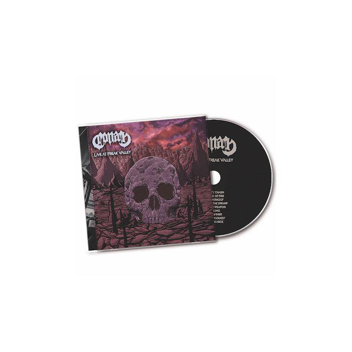 CONAN - Live At Freak Valley / CD