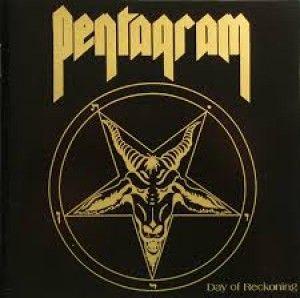 PENTAGRAM - Day Of Reckoning / LP