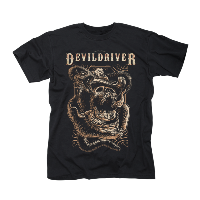 DEVILDRIVER-Cowboy 2/T-Shirt