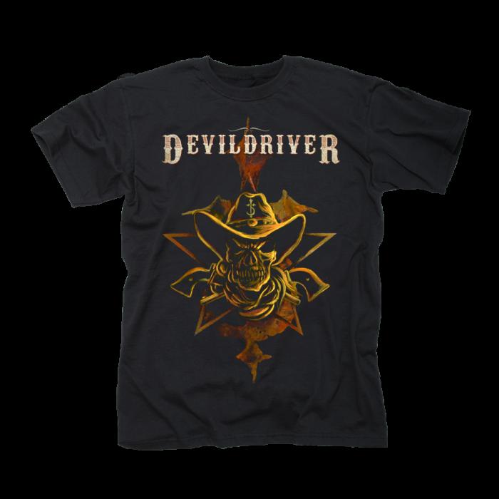 DEVILDRIVER-Cowboy/T-Shirt