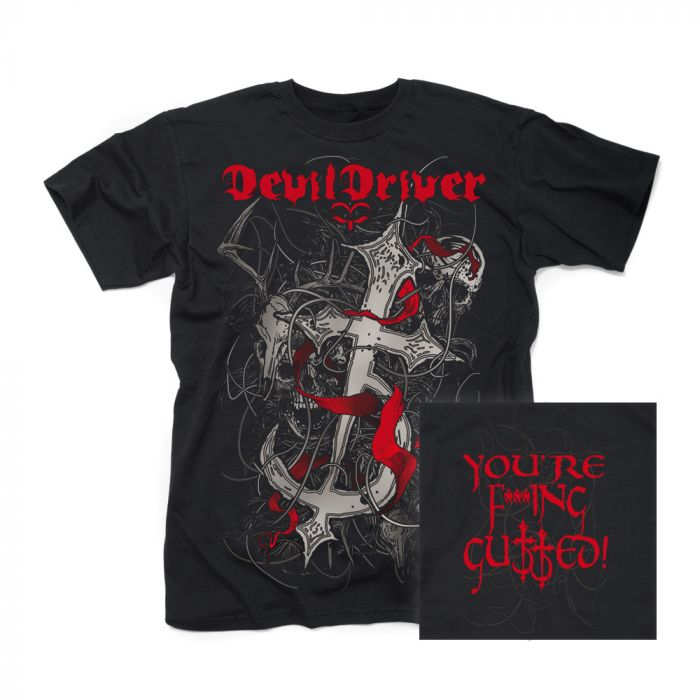 DEVILDRIVER You're  F...ing Gutted/T-Shirt