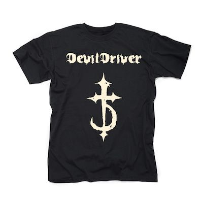 DEVILDRIVER - Logo / T-Shirt