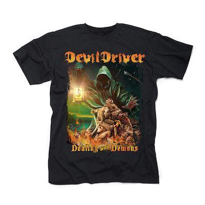 DEVILDRIVER - Dealing With Demons I / T-Shirt