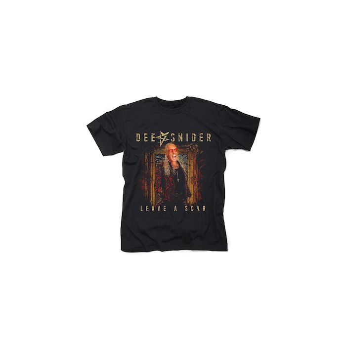 DEE SNIDER - Leave A Scar / T-SHIRT