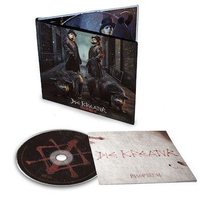 DIE KREATUR - Panoptikum / Digipak CD
