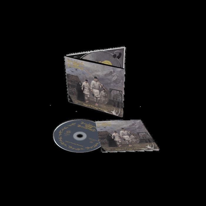 DARKWOODS MY BETROTHED - Angel Of Carnage Unleashed / Digipak CD PRE ORDER RELEASE DATE 11/12/21