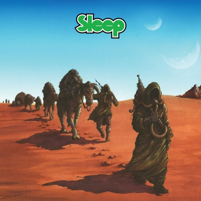 SLEEP-Dopesmoker/CD
