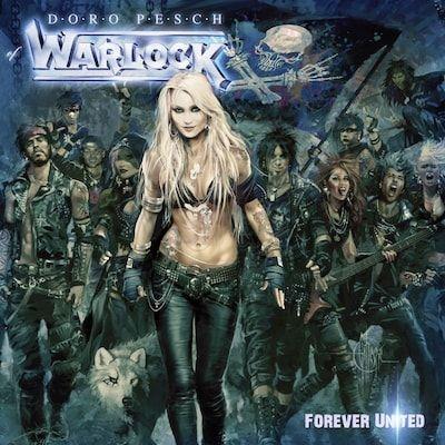 DORO - Forever United / CD
