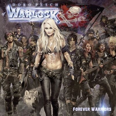 DORO - Forever Warriors / CD
