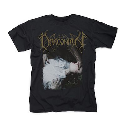 DRACONIAN - Under A Godless Veil / T-Shirt
