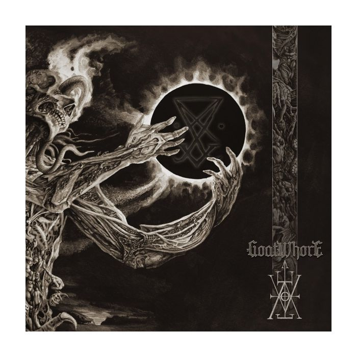 GOATWHORE - Vengeful Ascension / Clear Smoke LP